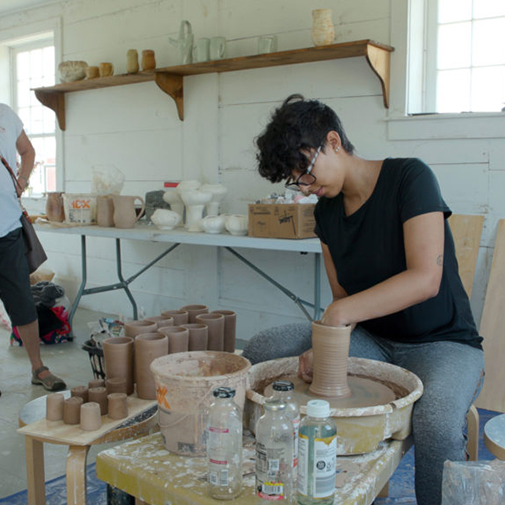 Canterbury Shaker Village Art Pottery