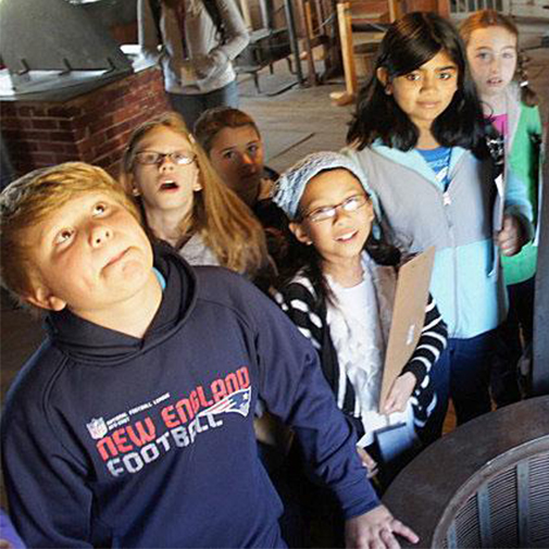 School Groups at Canterbury Shaker Village