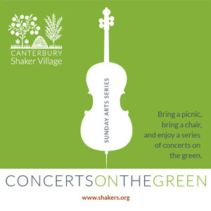 Concerts On The Green At Canterbury Shaker Village
