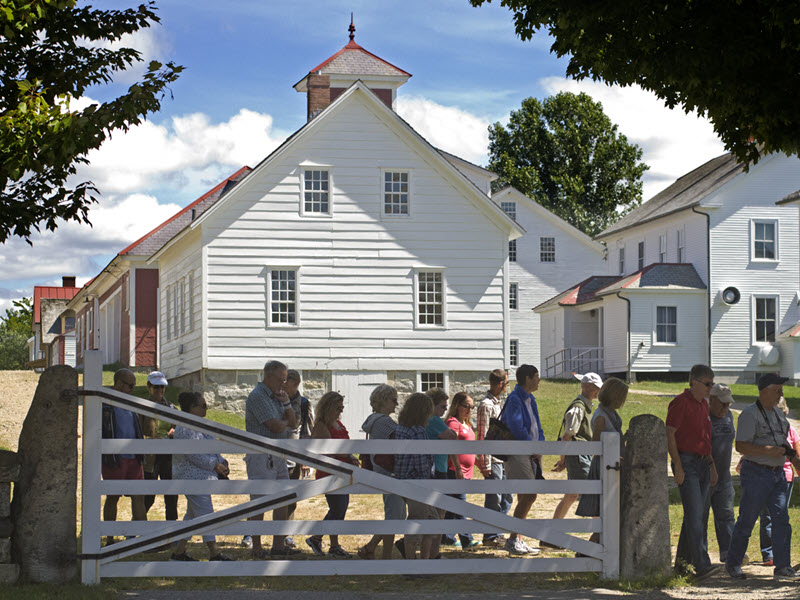 Canterbury Shaker Village Tours